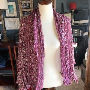 2 for $12: AMERICAN EAGLE: Wrap/scarf/shawl